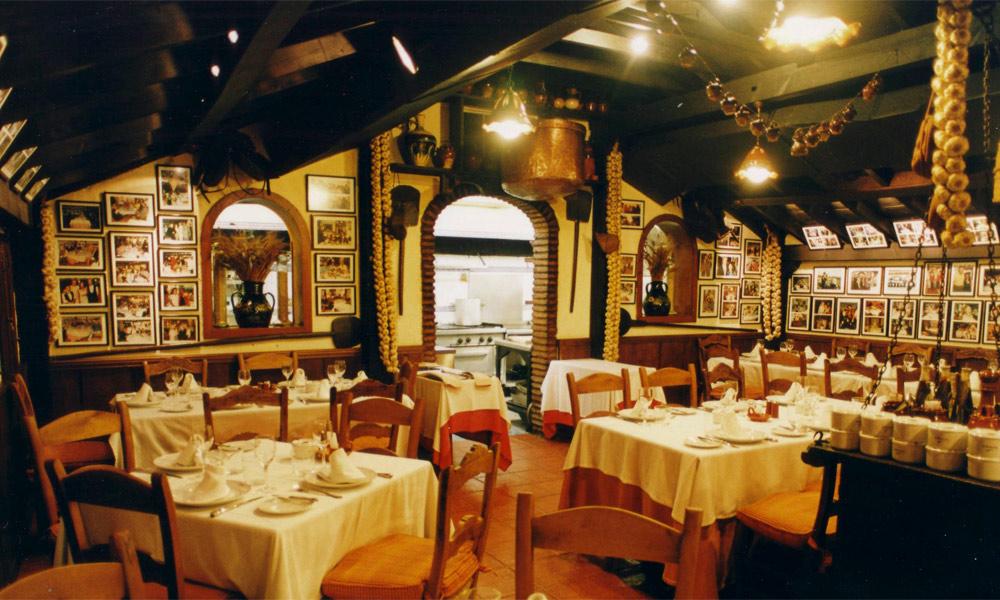Marbella, die Hauptstadt der Gastronomie - El Rodeito