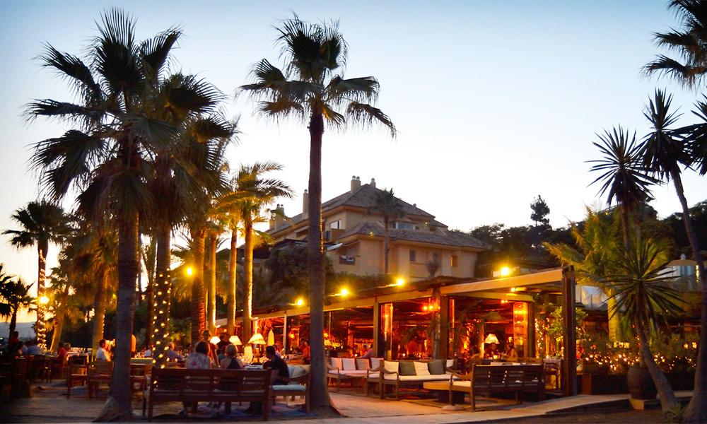 Marbella destination gastronomique - El Trocadero Arena