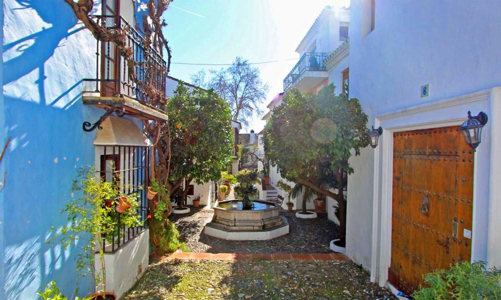 Marbella, die Hauptstadt der Gastronomie - Restaurante La Virginia