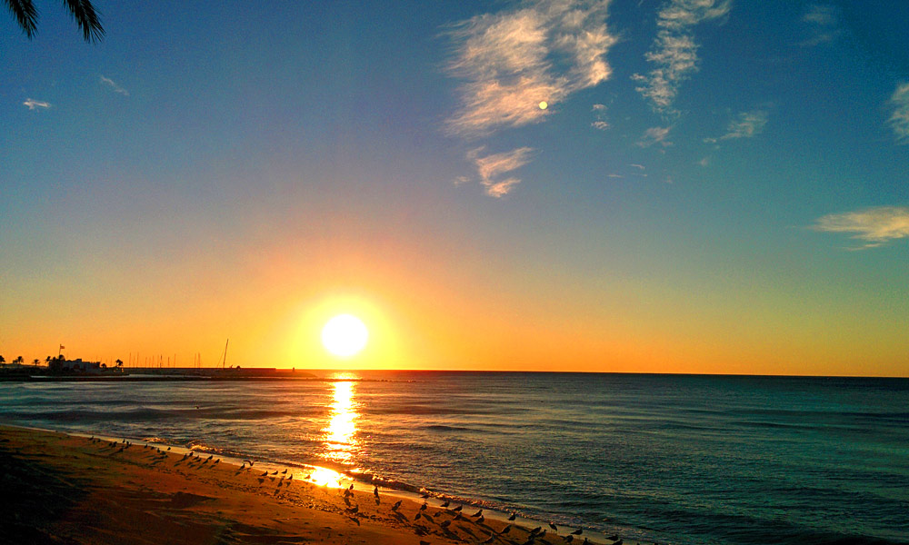 12 reasons to visit Marbella - Marbella weather