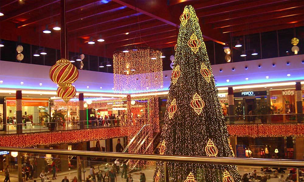 Weihnachten und Silvester in Marbella