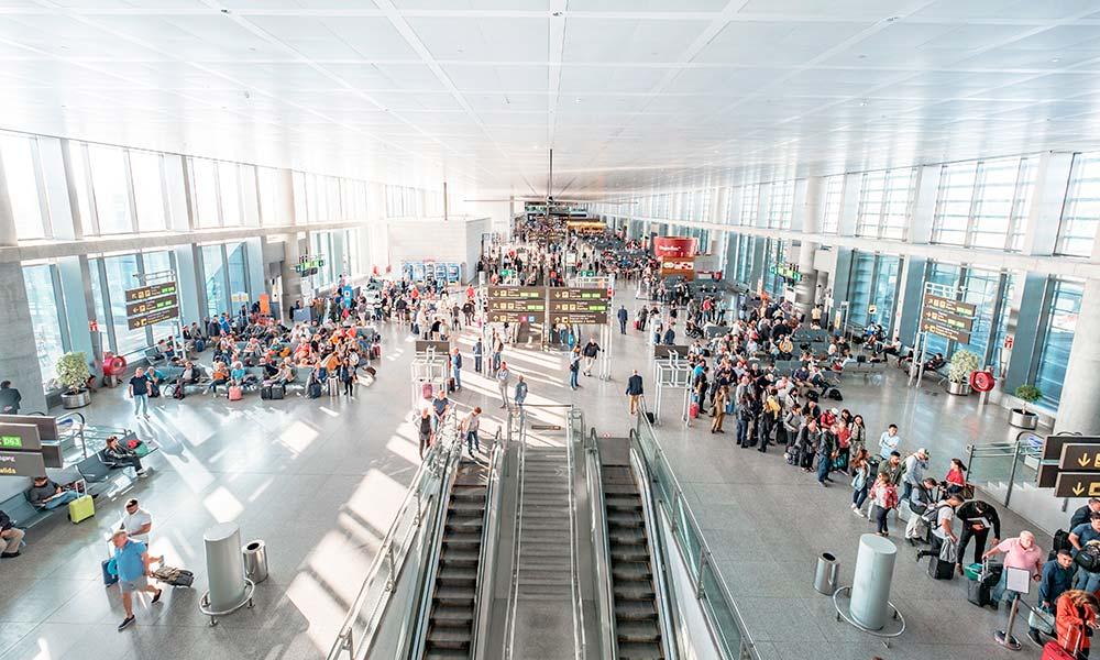 Málaga airport