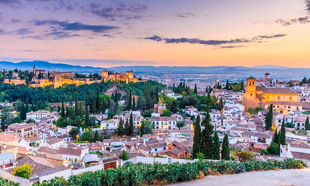 Excursiones a Granada, ideas para pasar un día inolvidable