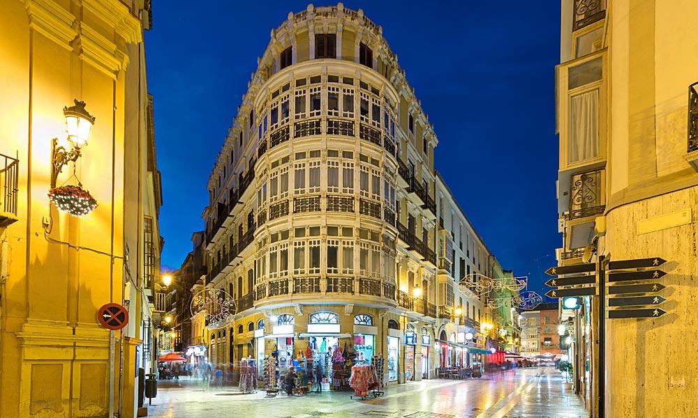 La vie nocturne à Malaga - restaurants à Malaga