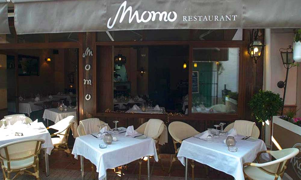 Momo Marbella restaurant