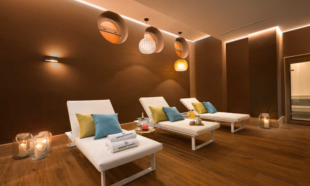 Spa by Germain de Cappuccini Amare Marbella Beach Hotel
