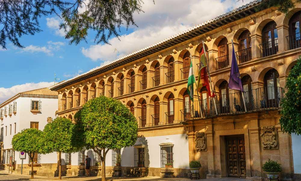 Ronda day trip from Marbella - Ronda City Hall
