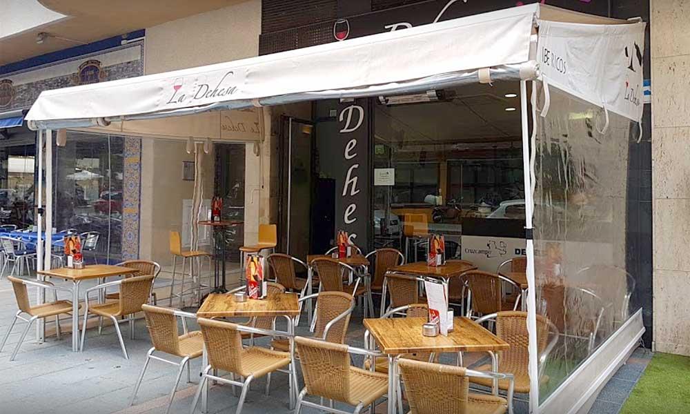 Tapas in Marbella - La Dehesa Tapas Bar Marbella