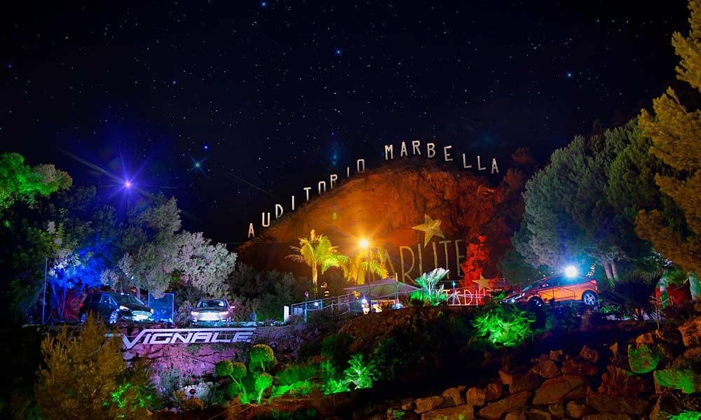 Starlite Marbella - Entrance