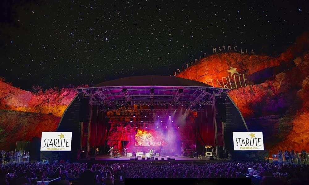 Starlite Marbella - Stage