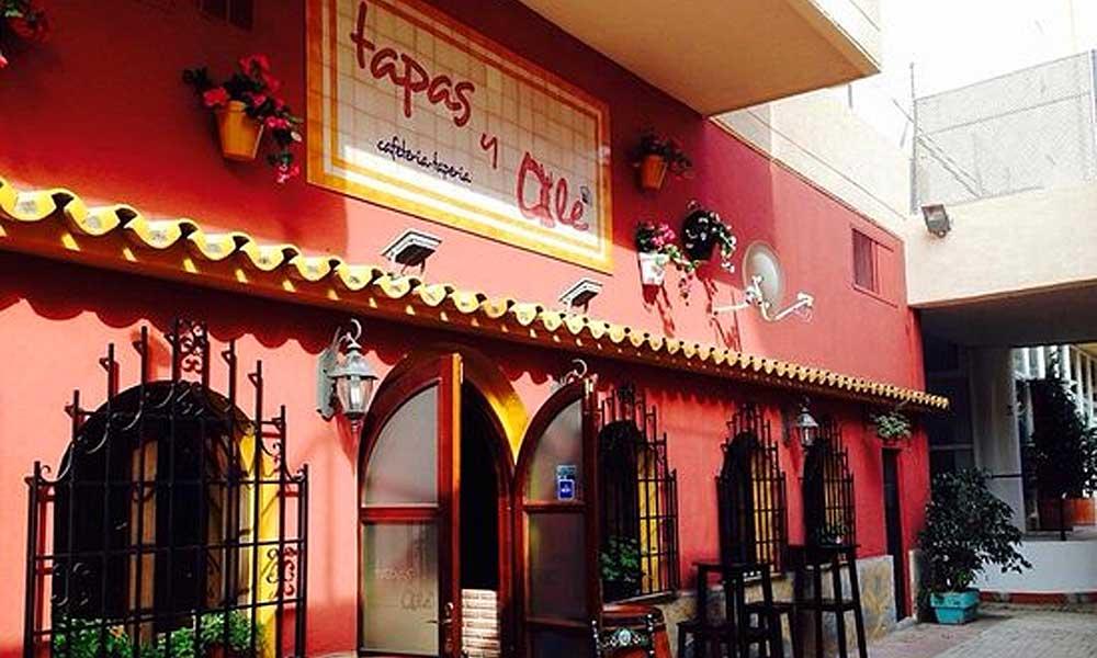 Tapas à Marbella - Tapas y Olé Marbella