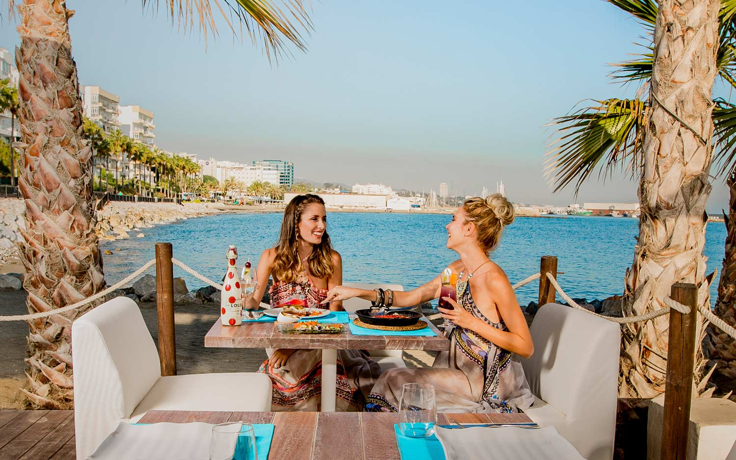 Gastro Experience - Amàre Beach