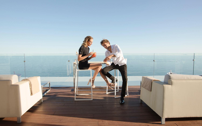 Gastro Experience - Belvue Rooftop Bar