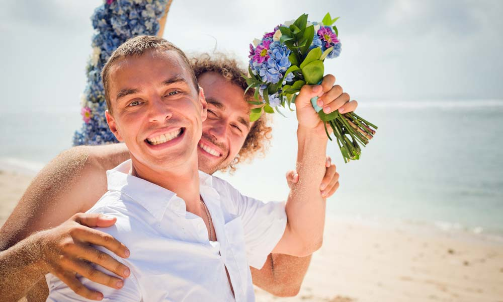 Marbella, destination for gay weddings