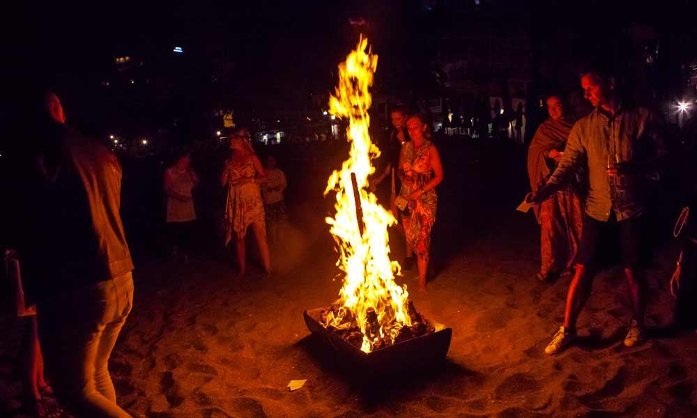 La noche de San Juan - rituales