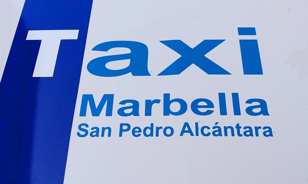 Taxi En Marbella Donde Y Como Encontrar Un Taxi En Marbella