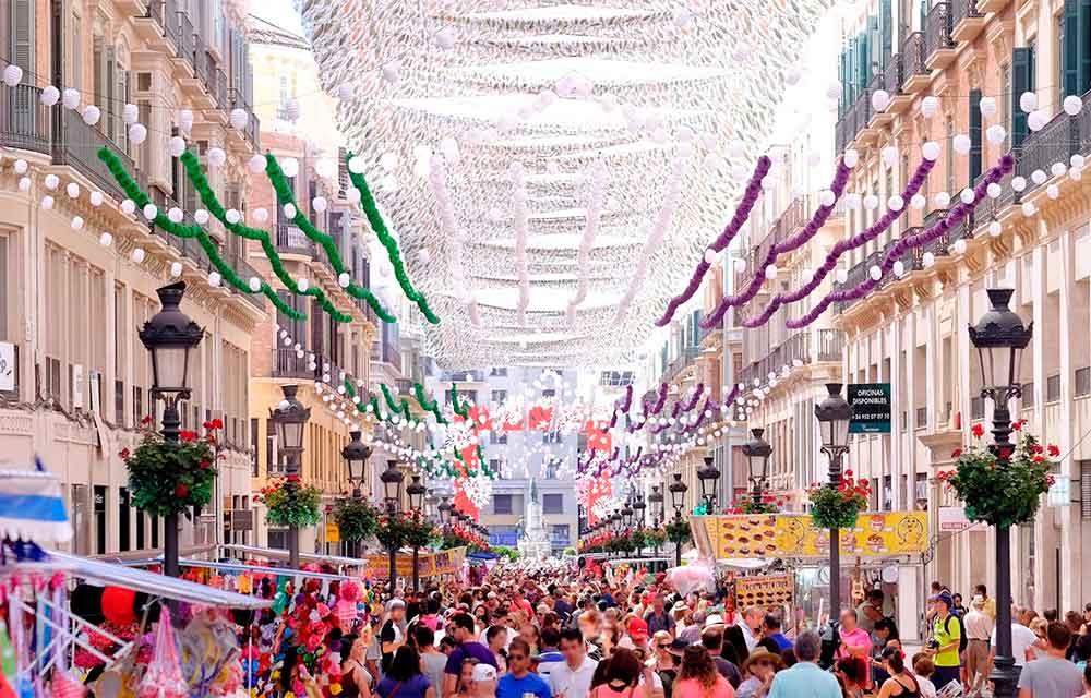 Feria de Agosto, Malaga