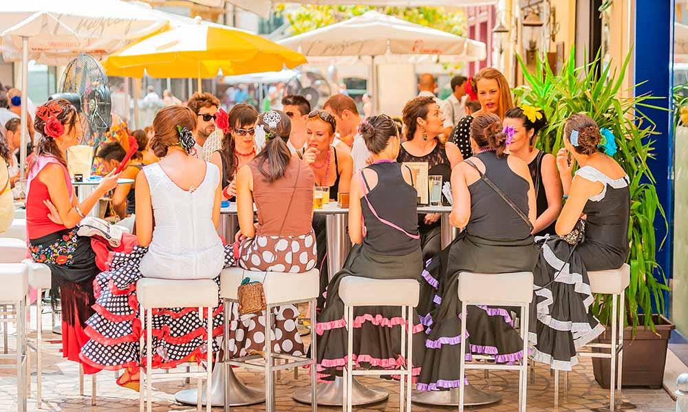 Feria de Málaga - Crédito editorial: Ryszard Filipowicz / Shutterstock.com