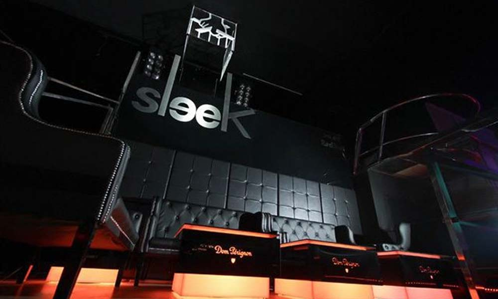 Sleek Nightclub Puerto Banus