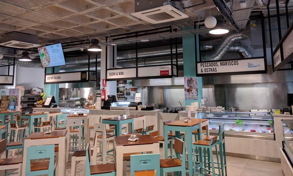 Abastos & Viandas Marché Gourmet Marbella