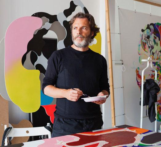 Martin Satí Amàre Art Marbella