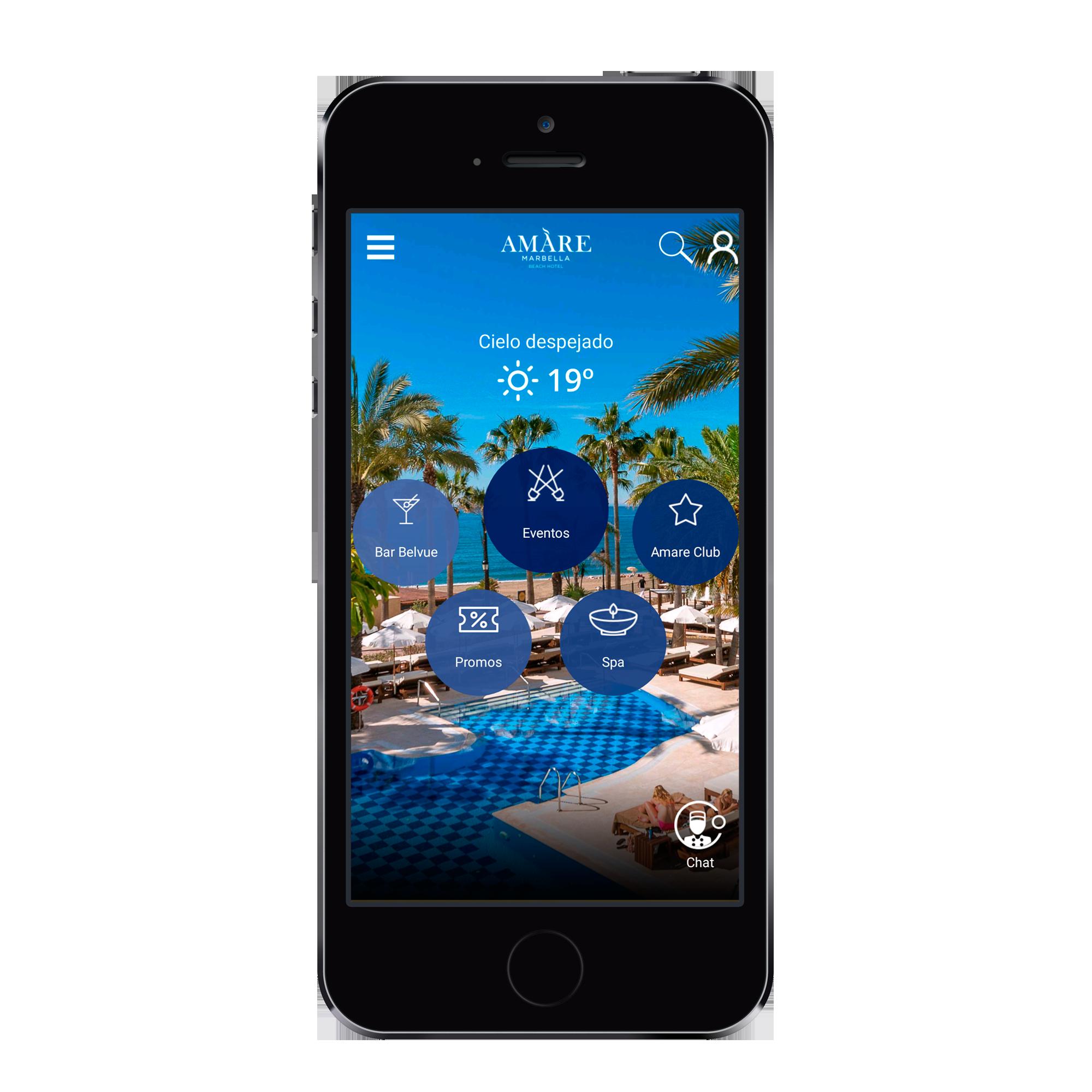 Amàre Hotels App