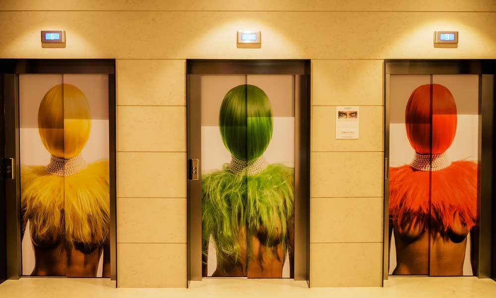 Exposición de arte de Alberto Zaldivar en Amàre Marbella