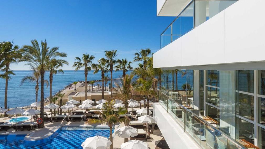 The Perfect Marbella Hotel A Sea Of Pleasures In Centre Town