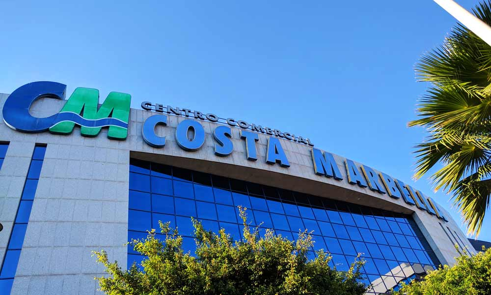 Puerto Banus and Marbella shopping - Costa Marbella shopping centre