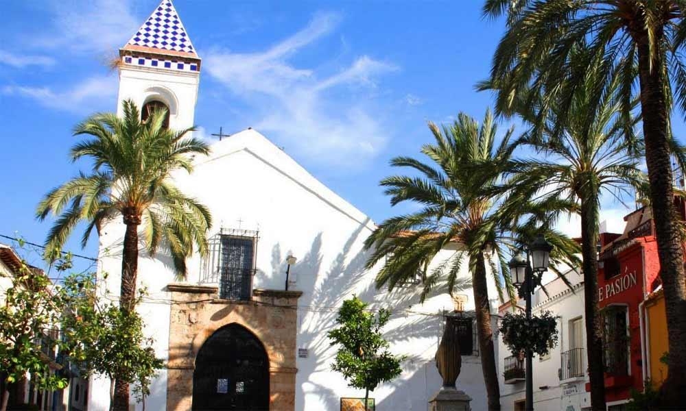Iglesia Santo Cristo Marbella