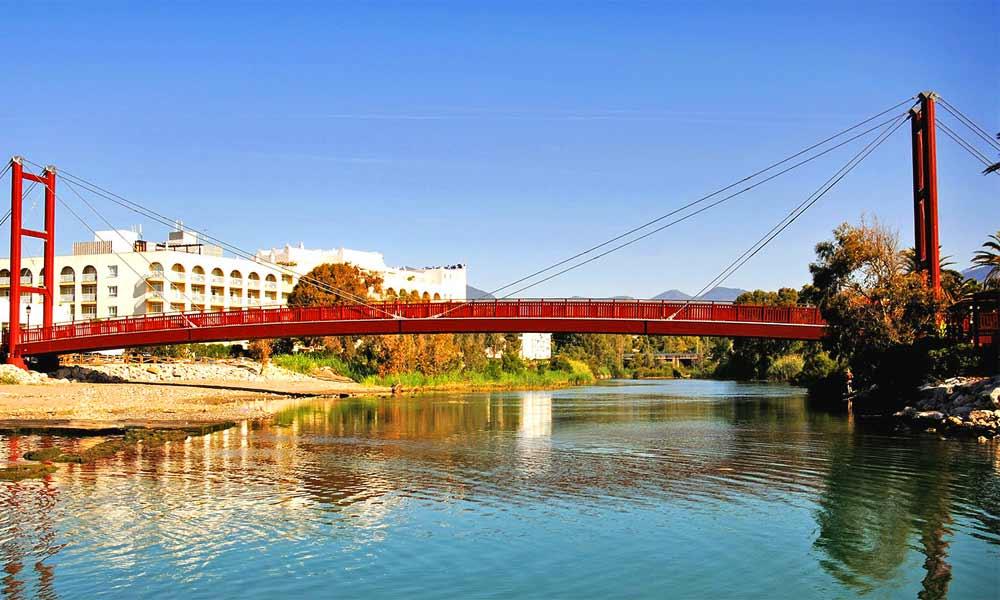 curiosidades sobre Marbella - Puente Rio Verde Puerto Banus