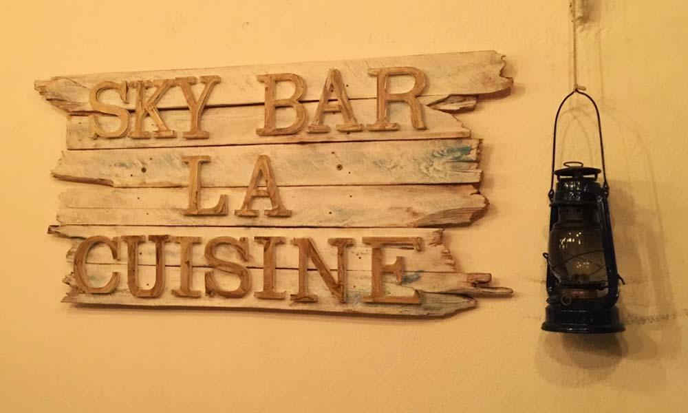 Sky Bar la Cuisine Marbella