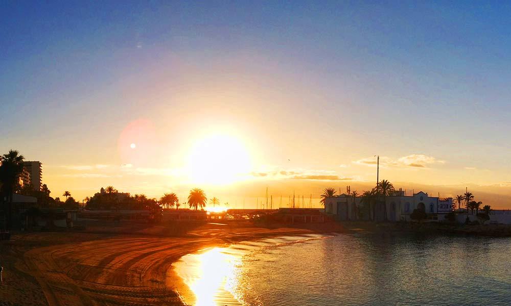 El Faro beach Marbella