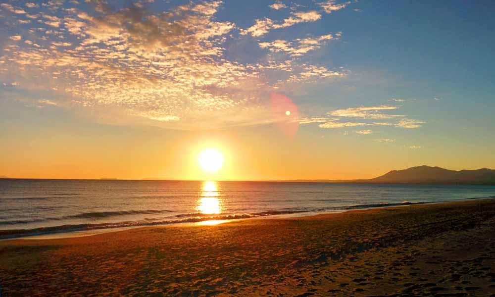 Las Chapas beach Marbella