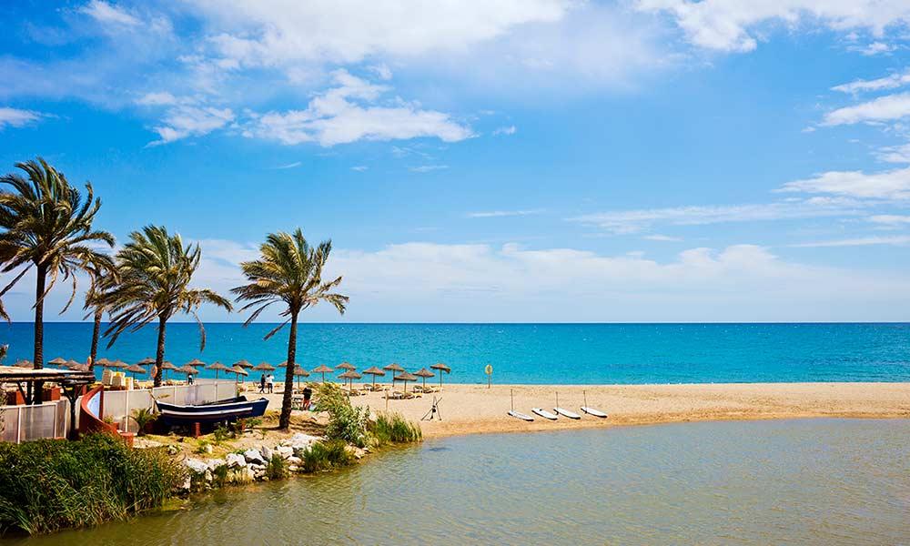 Rio Verde Beach Marbella