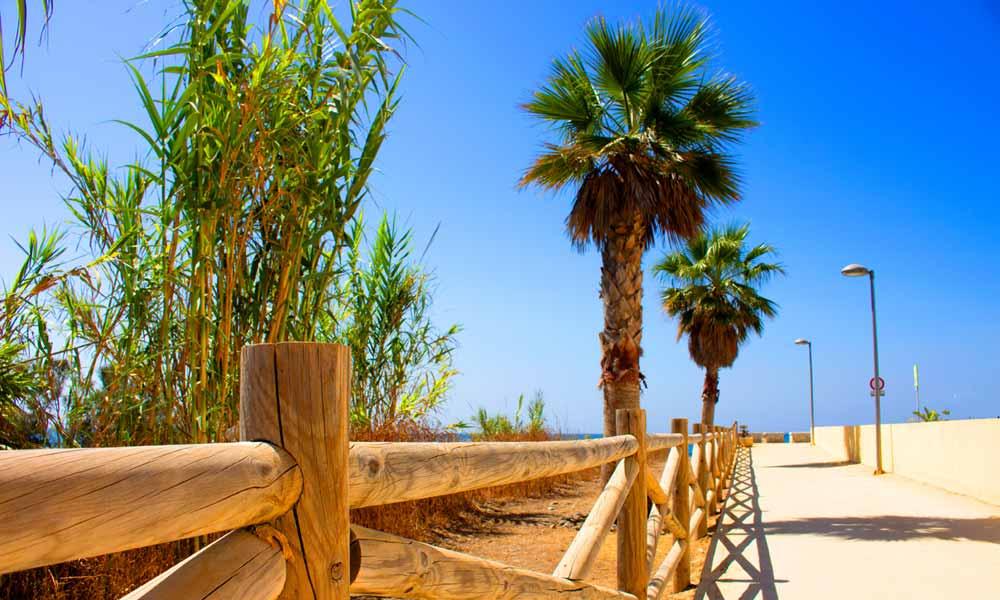 San Pedro beach (Marbella)