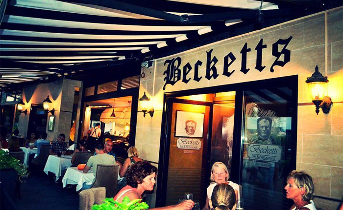 Beckett's Bar & Restaurant