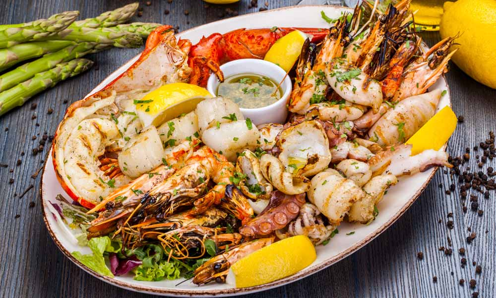 Top 10 Seafood Restaurants In Marbella