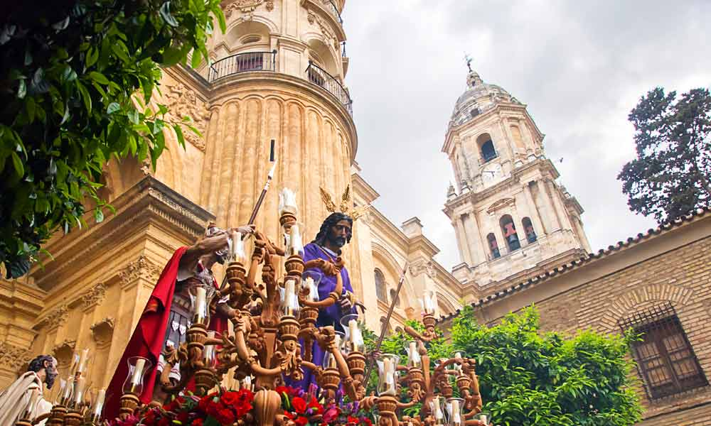 Semaine Sainte - Malaga