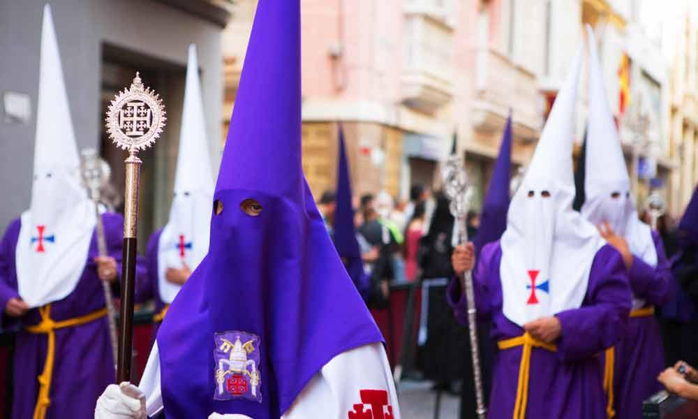 Easter Week - Nazarenos