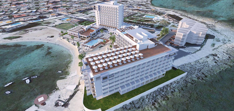 Amàre Ibiza - San Antonio bay hotel Ibiza