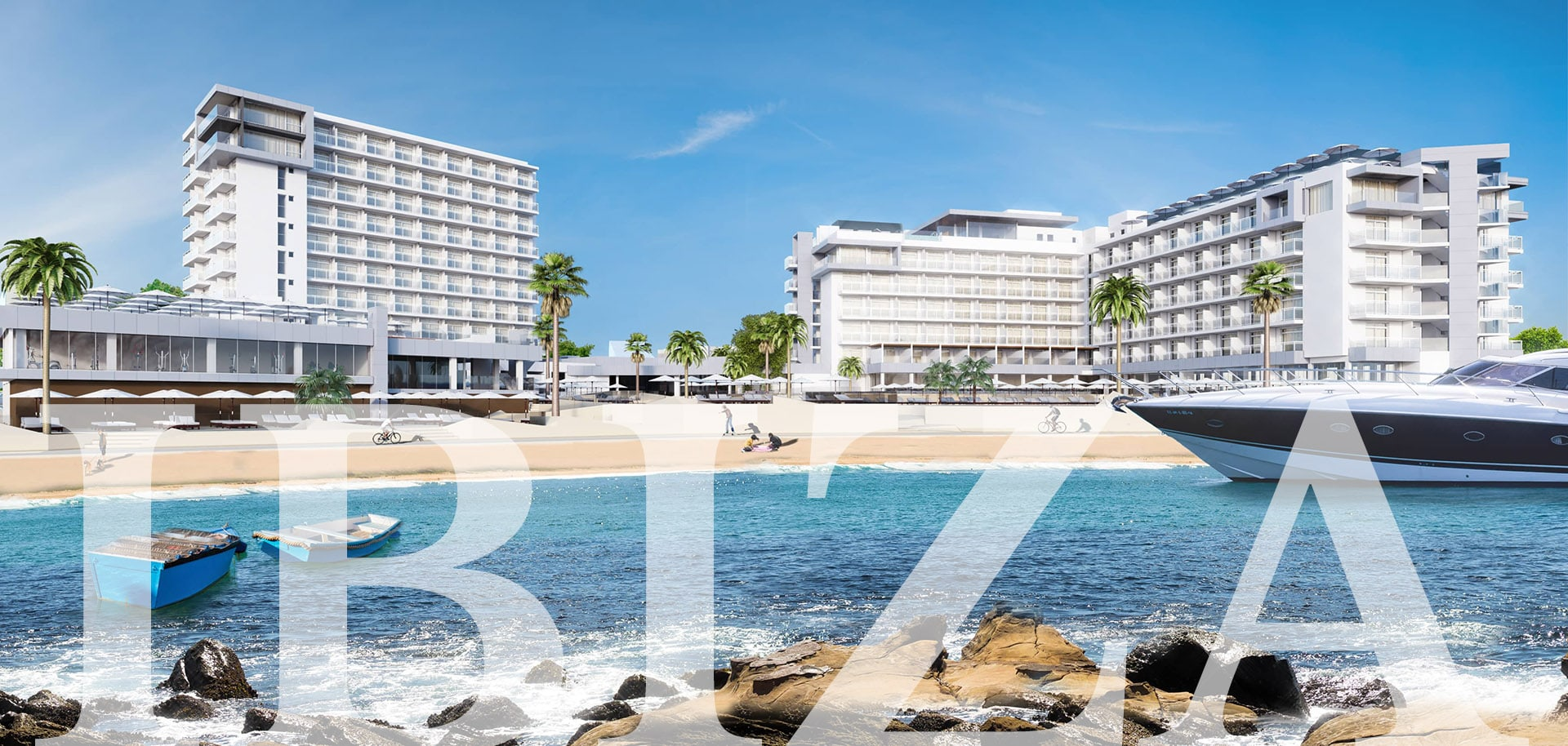 Amàre Beach Hotel Ibiza - San Antonio bay hotel Ibiza