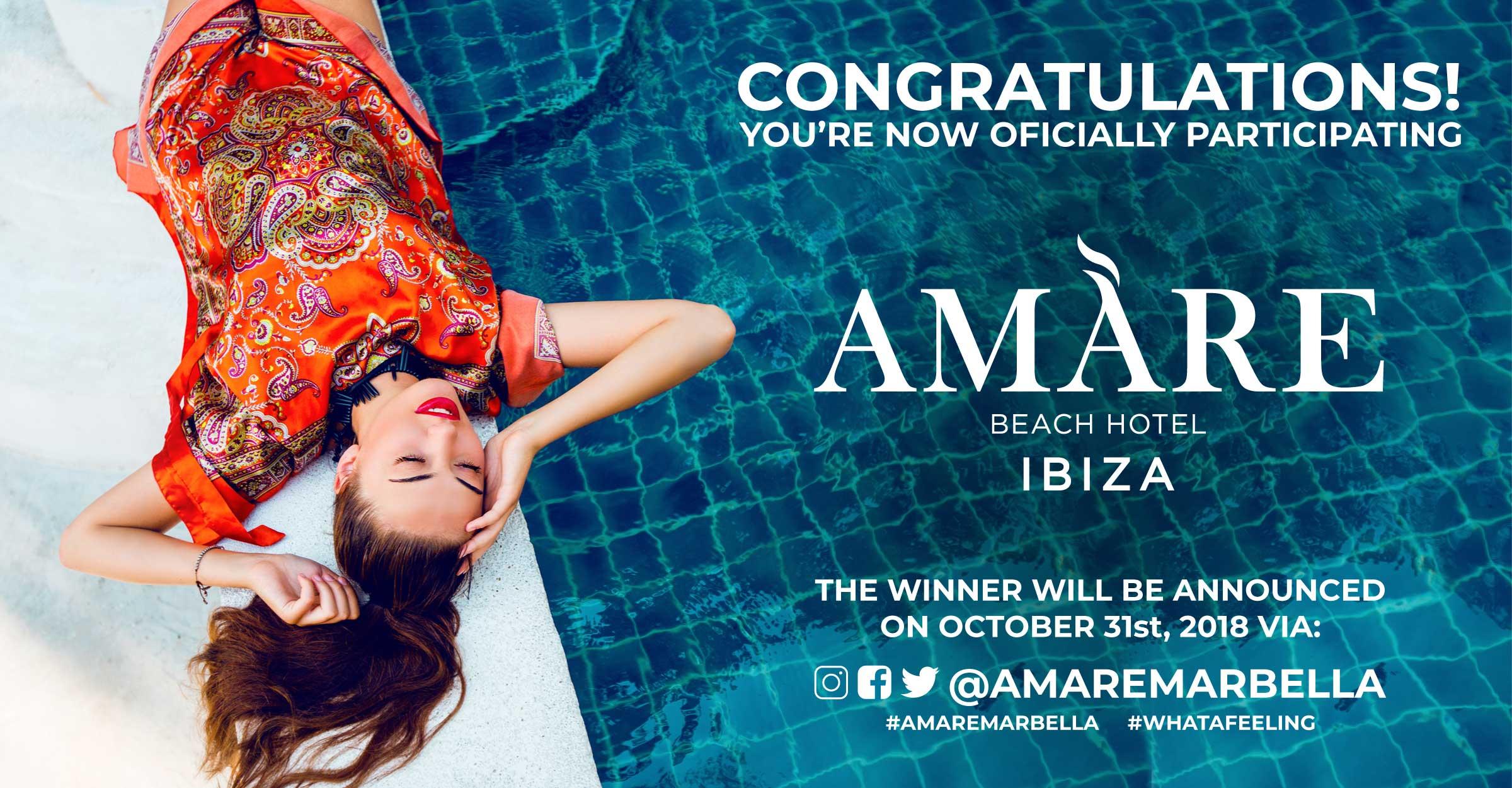 Amàre Ibiza - San Antonio bay hotel