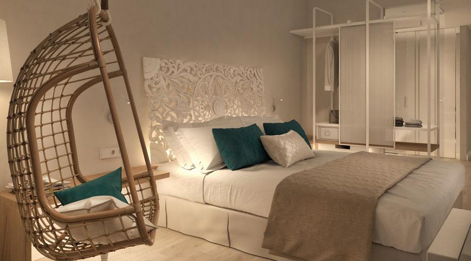 Rooms - Amàre Ibiza hotel San Antonio bay