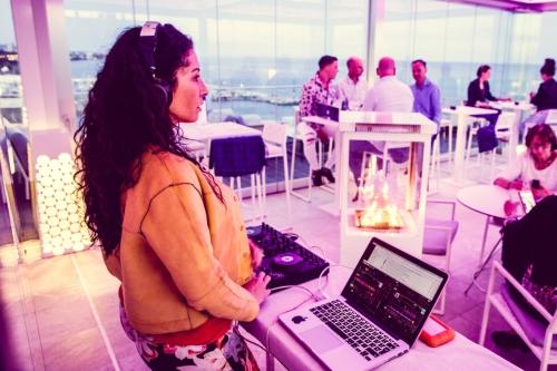 DJ Martha Belvue