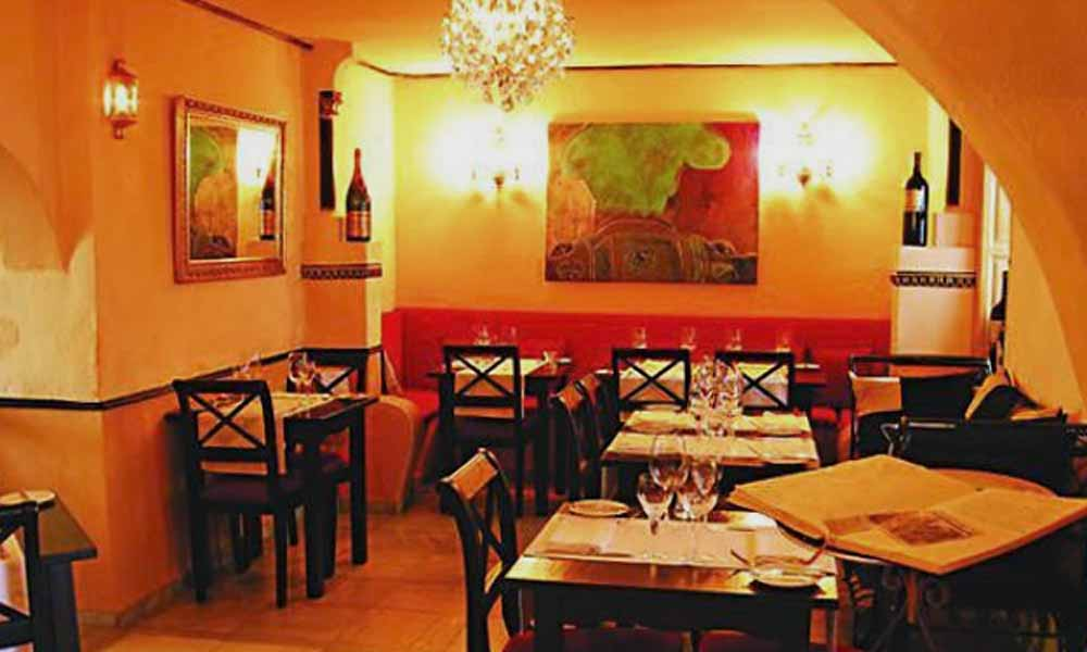 restaurants végétarien à Marbella - Il Cantuccio Marbella