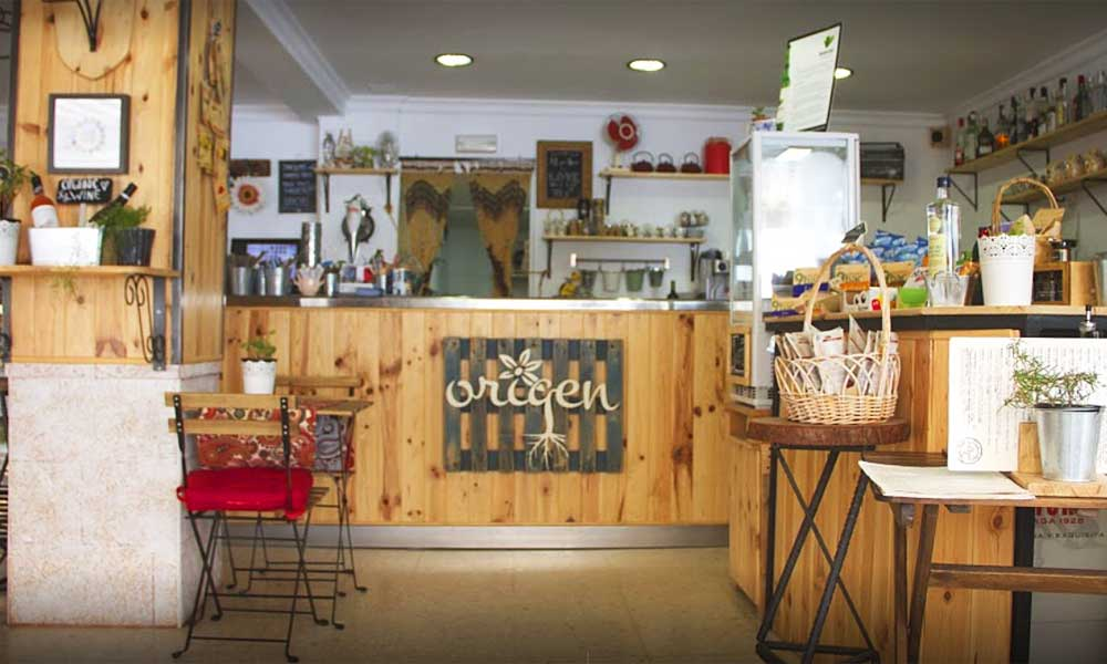vegetarische Restaurants von Marbella - Origen Organic Food Marbella