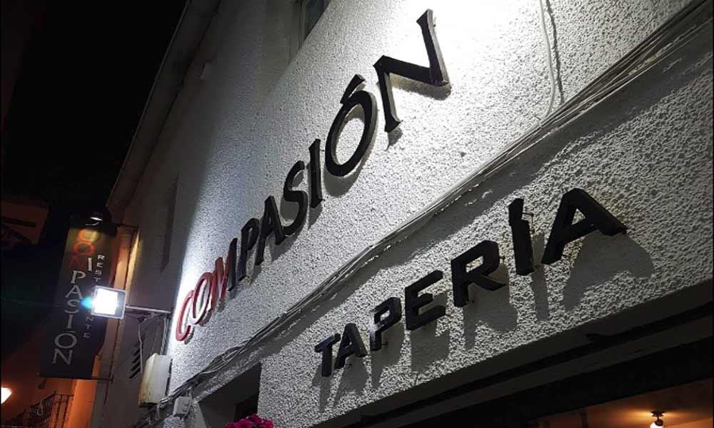 Tapas à Marbella - Tapas in Marbella - Restaurante Conmpasión Marbella