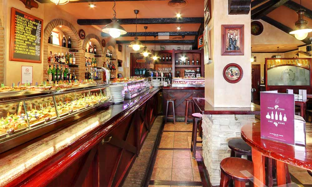 Tapas Marbella - La Taberna del Pintxo, Marbella