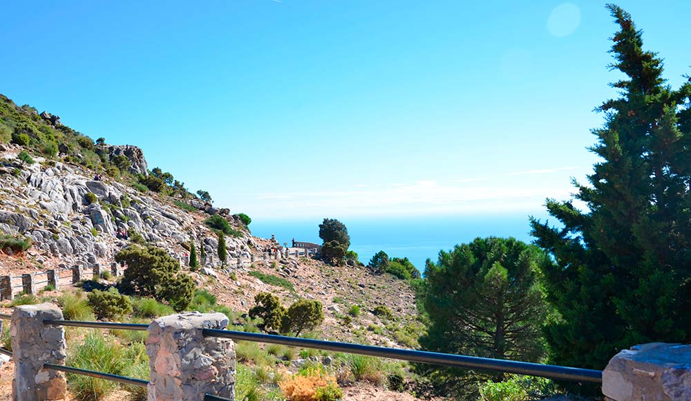 Hiking Marbella
